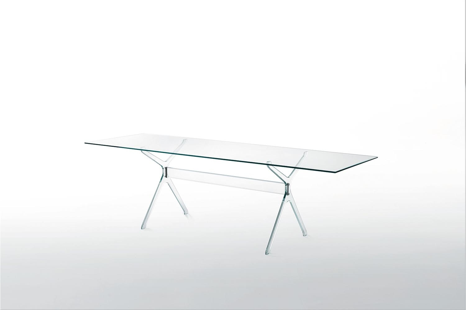 Vitruvian Table by Piero Lissoni for Glas Italia