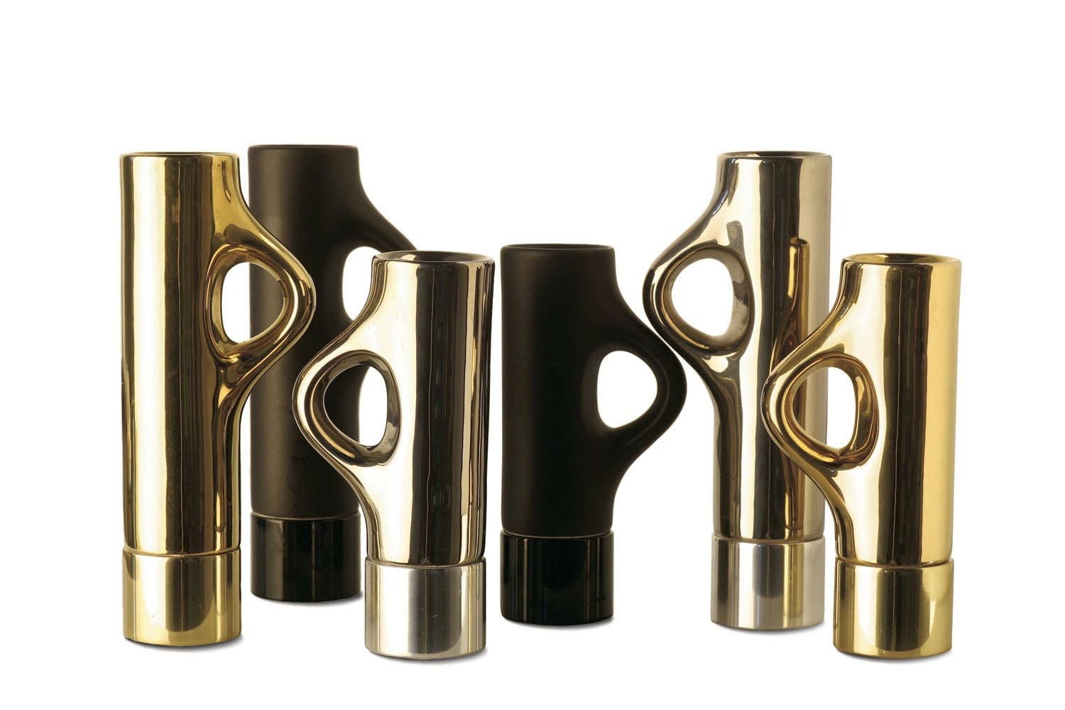 Lys Candle Holder by Jakob Wagner for B&B Italia