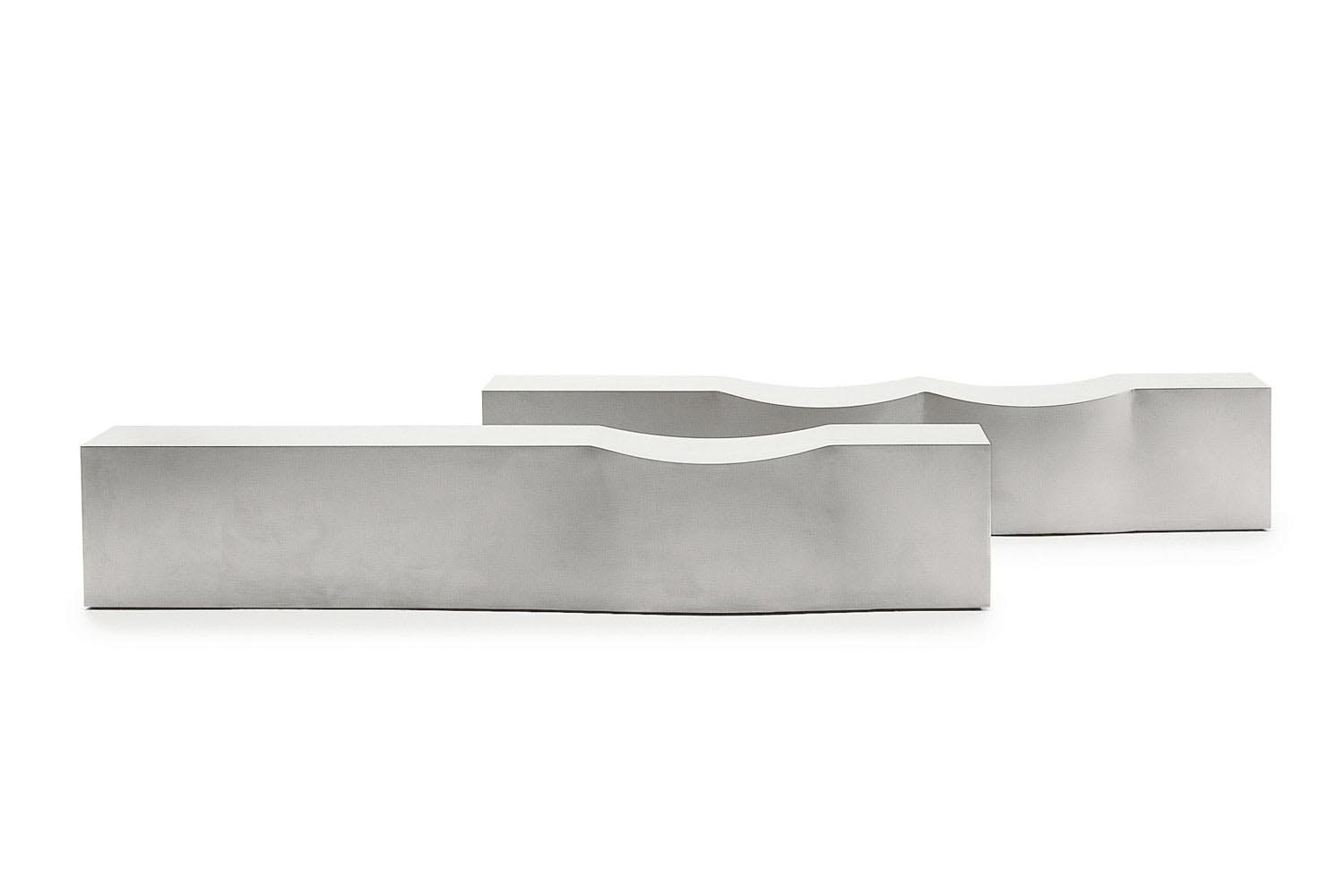 Dip & Double Dip Bench by Chris Howker for B&B Italia Project