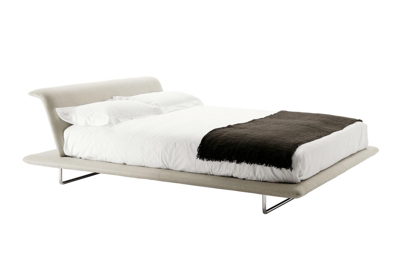 Siena Bed by Naoto Fukasawa for B&B Italia
