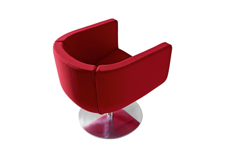 Tulip Sixtysix Armchair by Jeffrey Bernett for B&B Italia Project