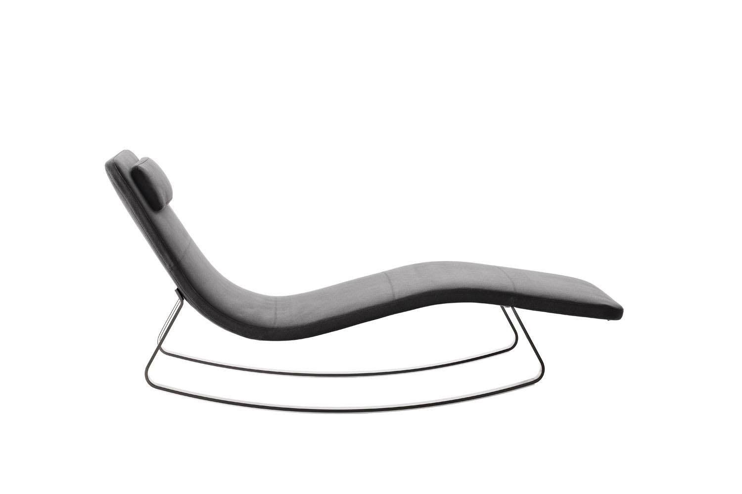 Landscape Chaise Longue by Jeffrey Bernett for B&B Italia