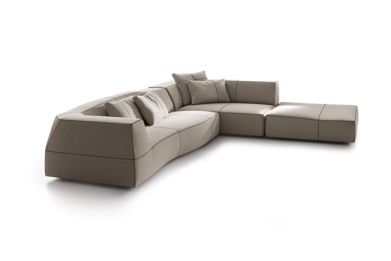 bend sofa by patricia urquiola for bb italia bb italy furniture