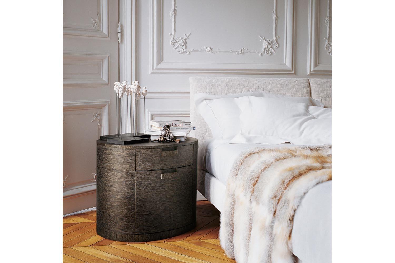 Amphora Bedside Table by Antonio Citterio for Maxalto
