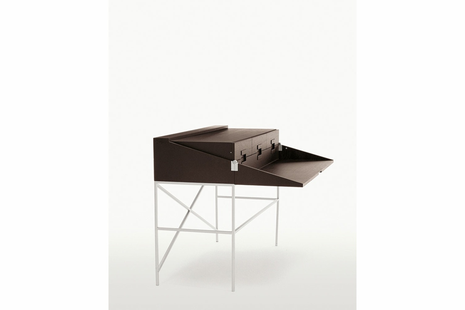 Elios Writing Desk by Antonio Citterio for Maxalto