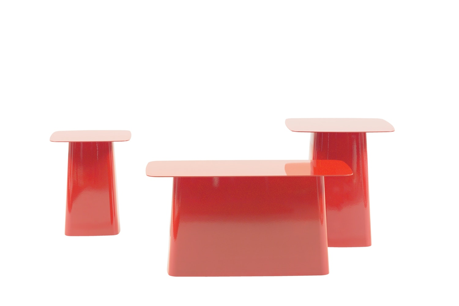 Metal Side Table Small by Ronan & Erwan Bouroullec for Vitra