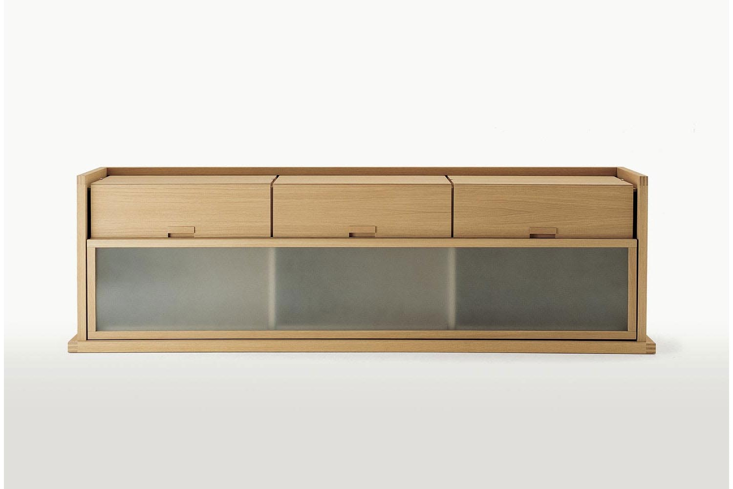 Incipit Storage Unit by Antonio Citterio for Maxalto