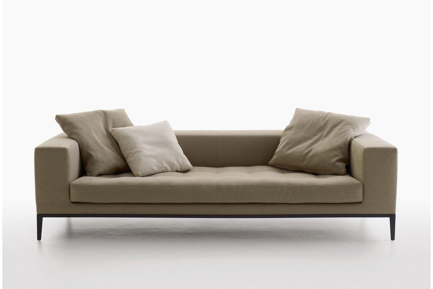 Simplex sofa by antonio citterio for maxalto space furniture for B b italia maxalto sofa