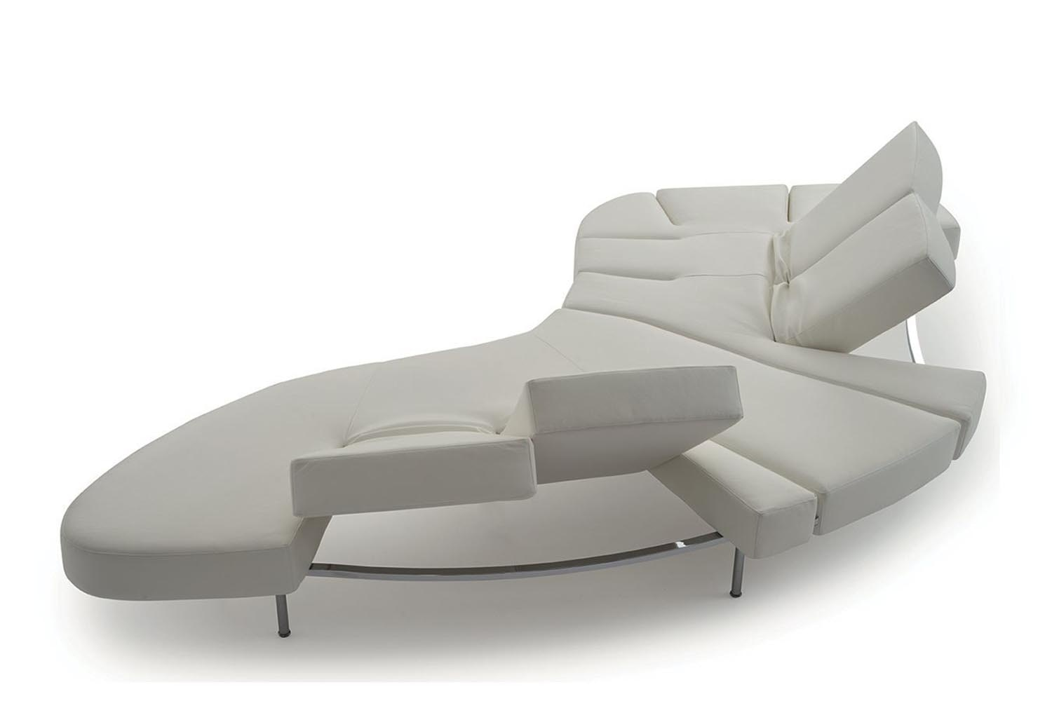 Flap Sofa by Francesco Binfare for Edra