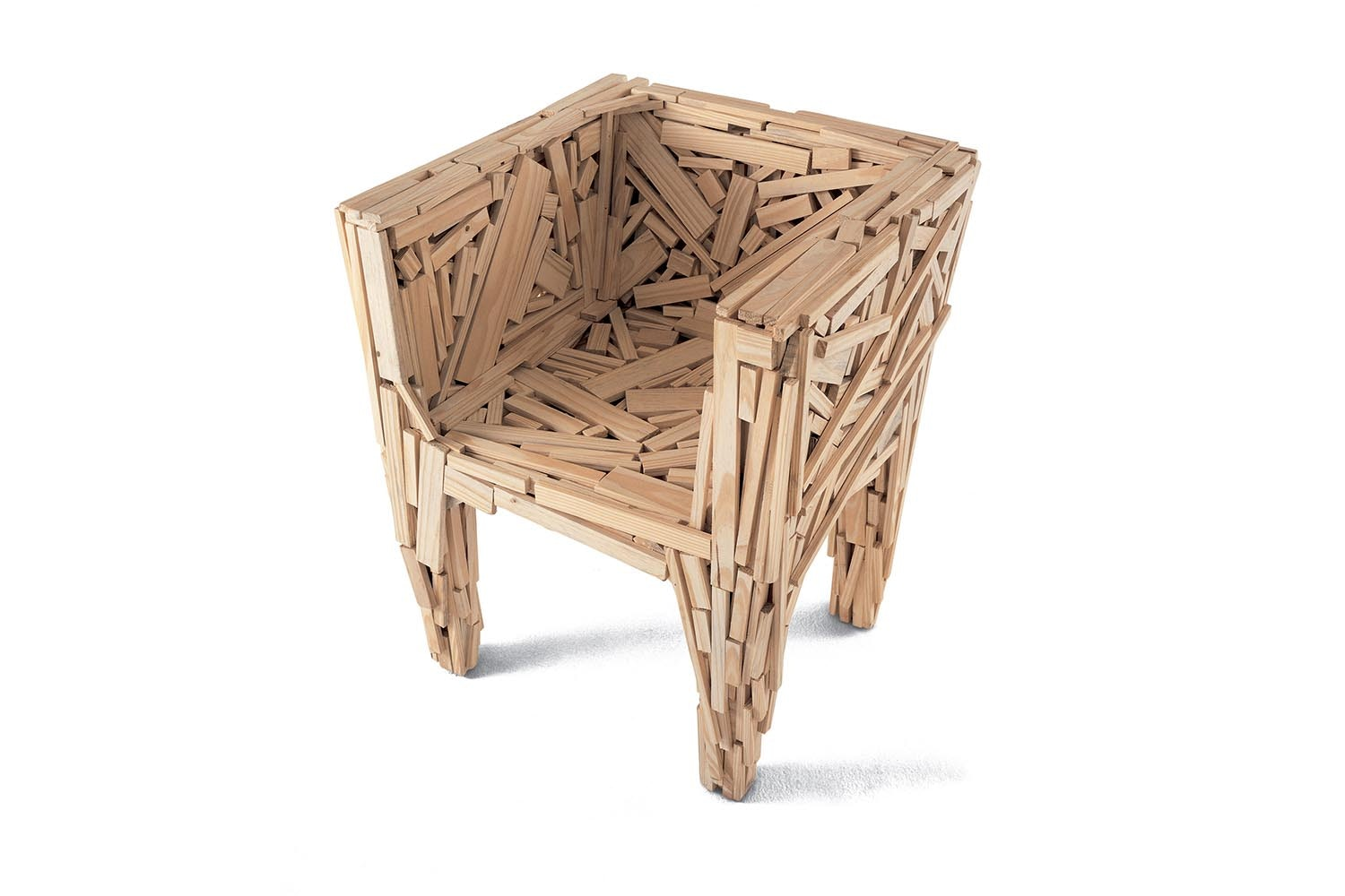 Favela Armchair by F. e H. Campana for Edra