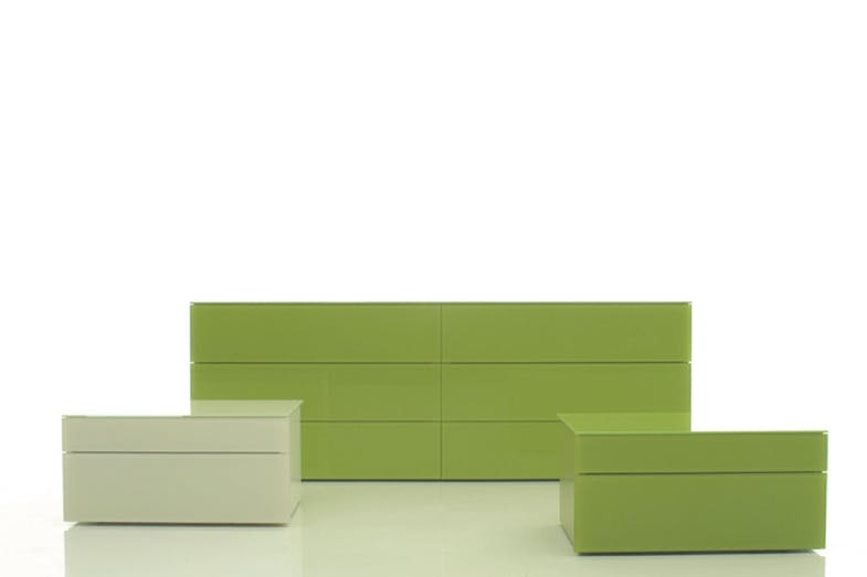 Boxes Storage Unit by Piero Lissoni for Porro