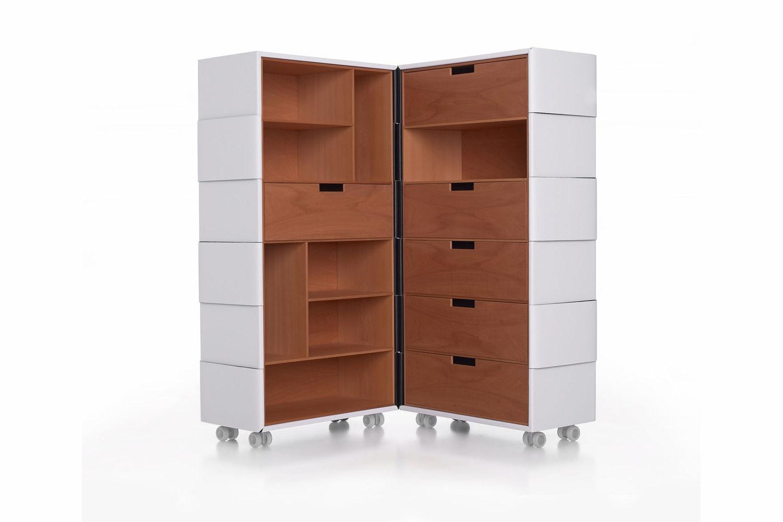 Chameleon Storage Unit by Front for Porro