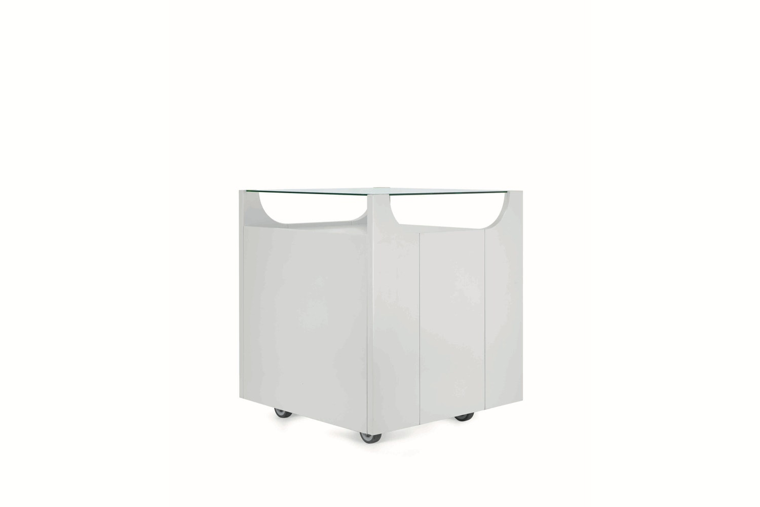Cubovo Trolley by Bruno Munari for Porro