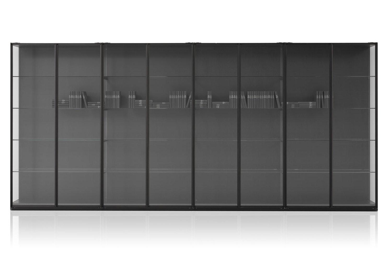 Ex-Libris Storage Unit by Piero Lissoni for Porro