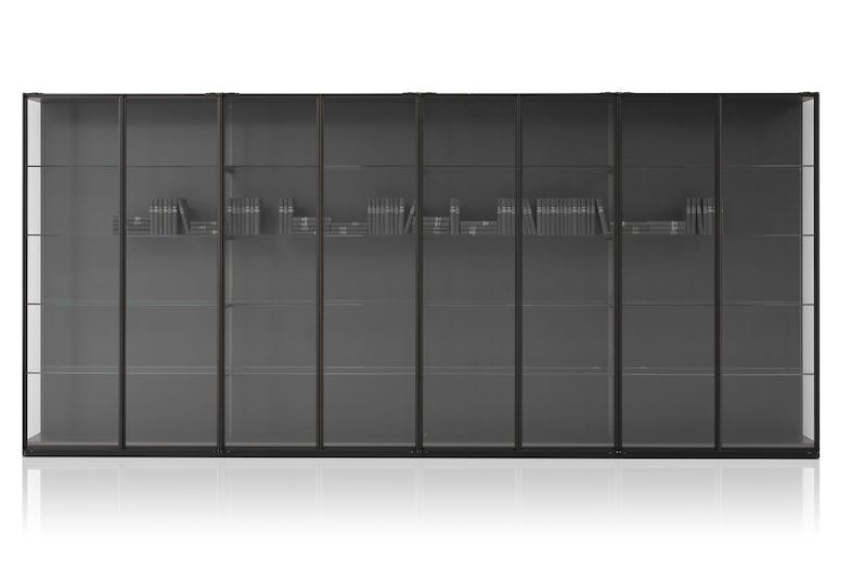 Ex-Libris Storage Unit by Piero Lissoni for Porro
