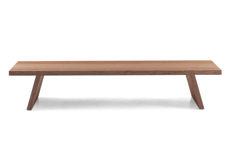 Groove Bench by Piero Lissoni for Porro
