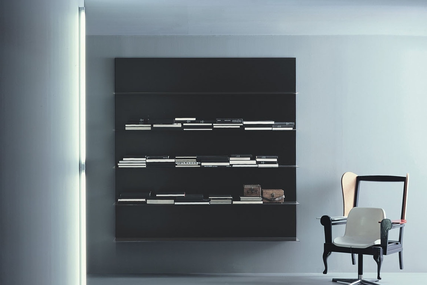 Load-It Wall Mounted Storage by Wolfgang Tolk for Porro