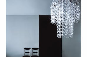 P-Light Chandelier by Piero Lissoni for Porro