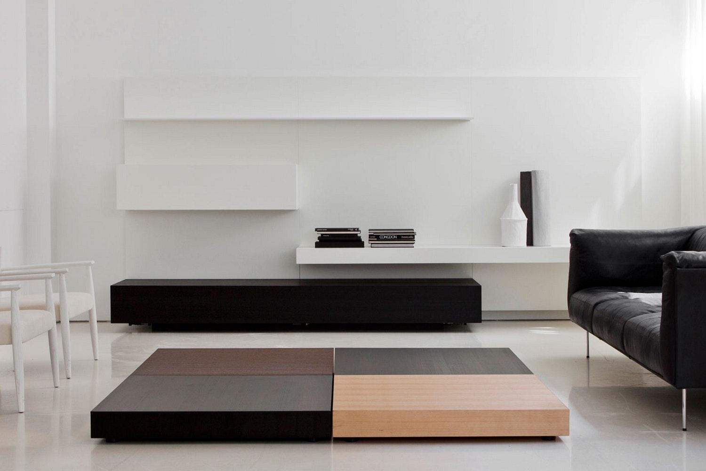 Panca Modern Coffee Table by Piero Lissoni for Porro