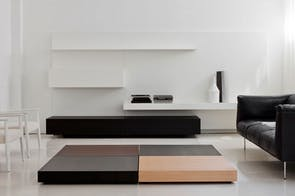 Panca Modern Coffee Table by Piero Lissoni for Porro