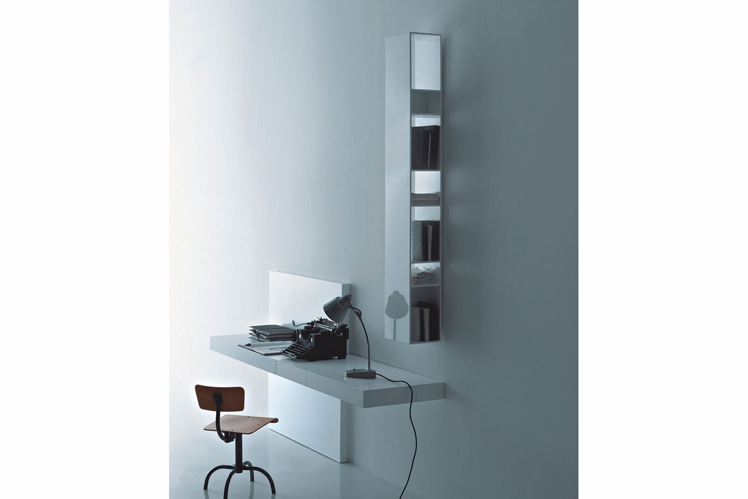 Scrittoio Modern Desk by Piero Lissoni for Porro
