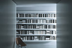 Slider Wall Mounted Storage by Piergiorgio Cazzaniga for Porro