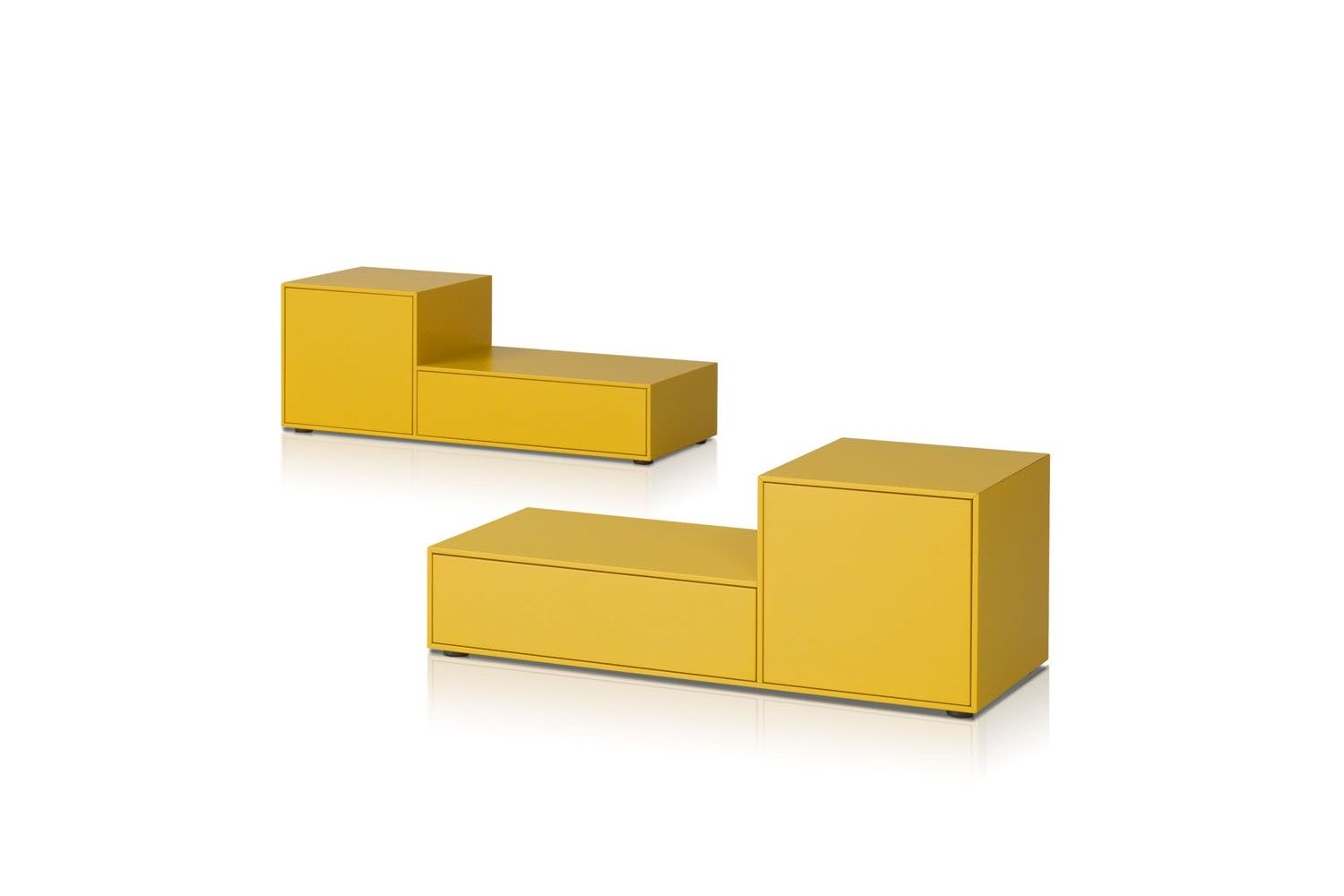 Truck Bedside Table by Piero Lissoni for Porro