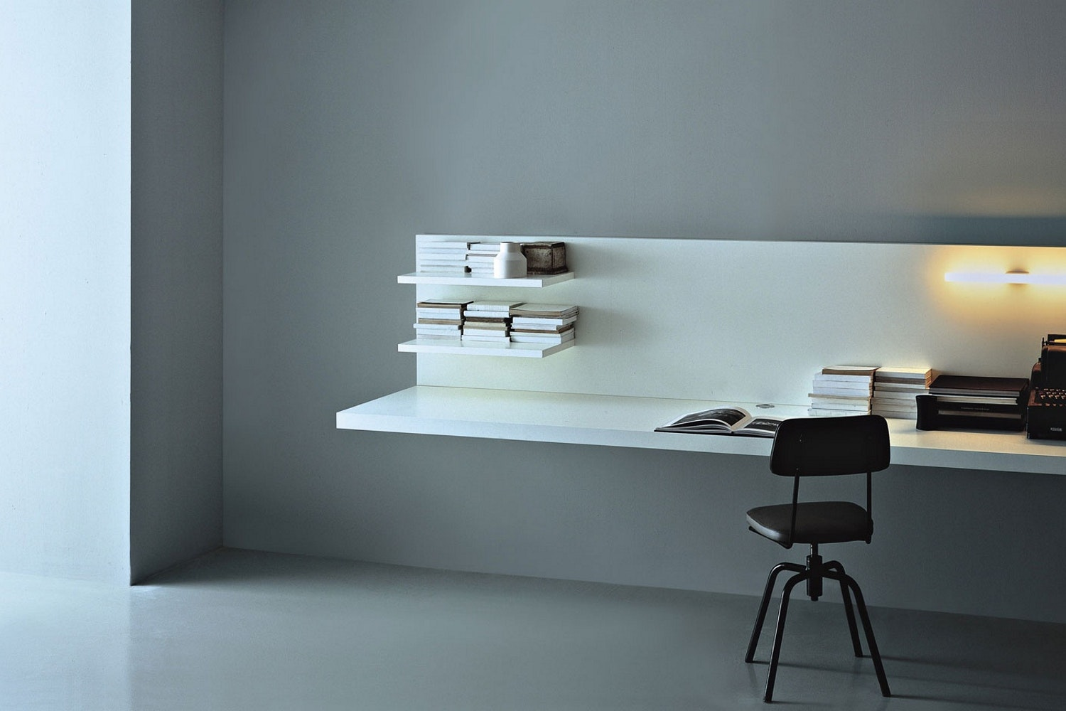 Web Wall Mounted Storage by Piero Lissoni for Porro