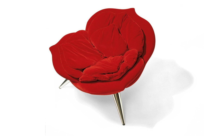 Rose Chair by Masanori Umeda for Edra