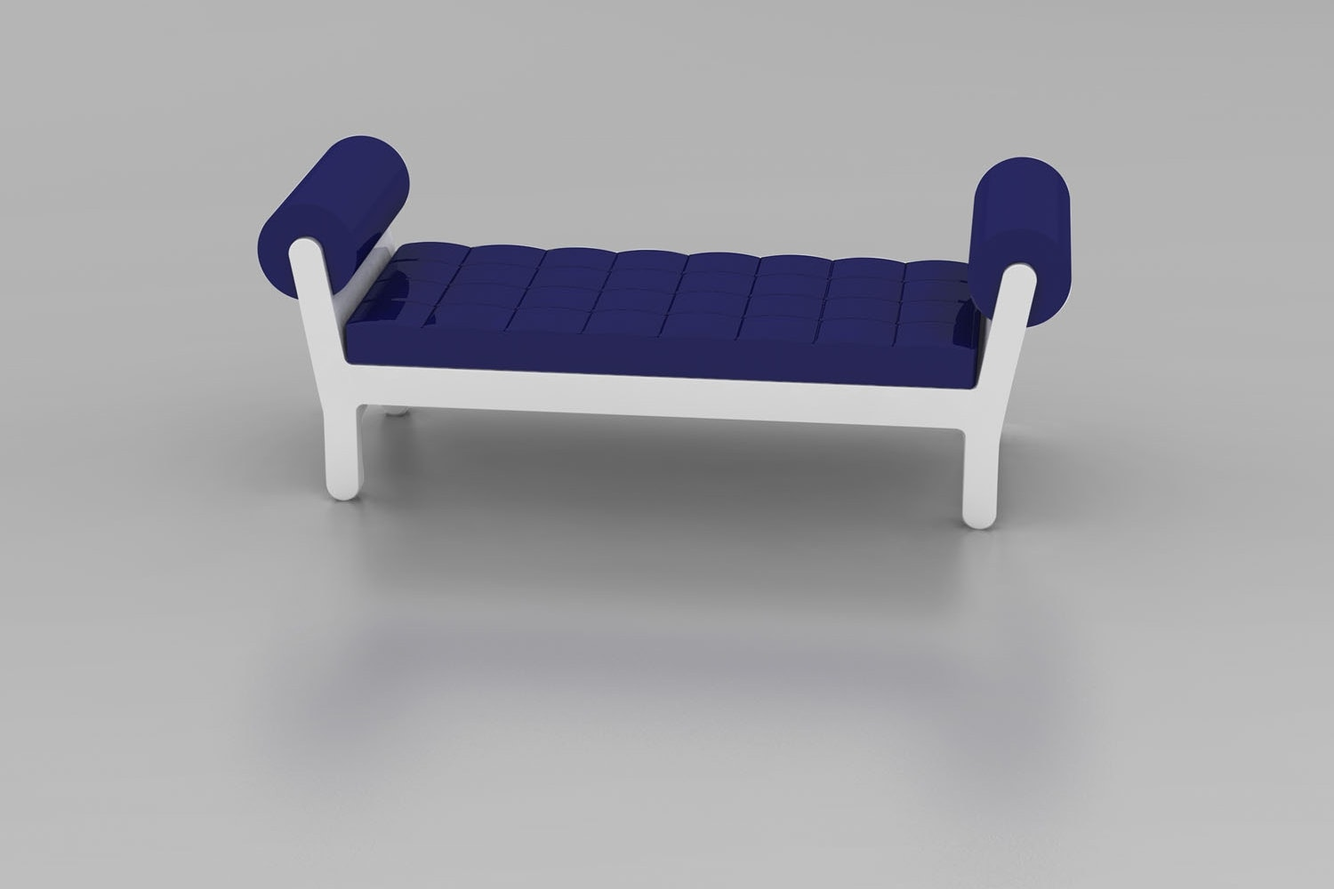 Belle Etoile Bench by Andree Putman for Serralunga