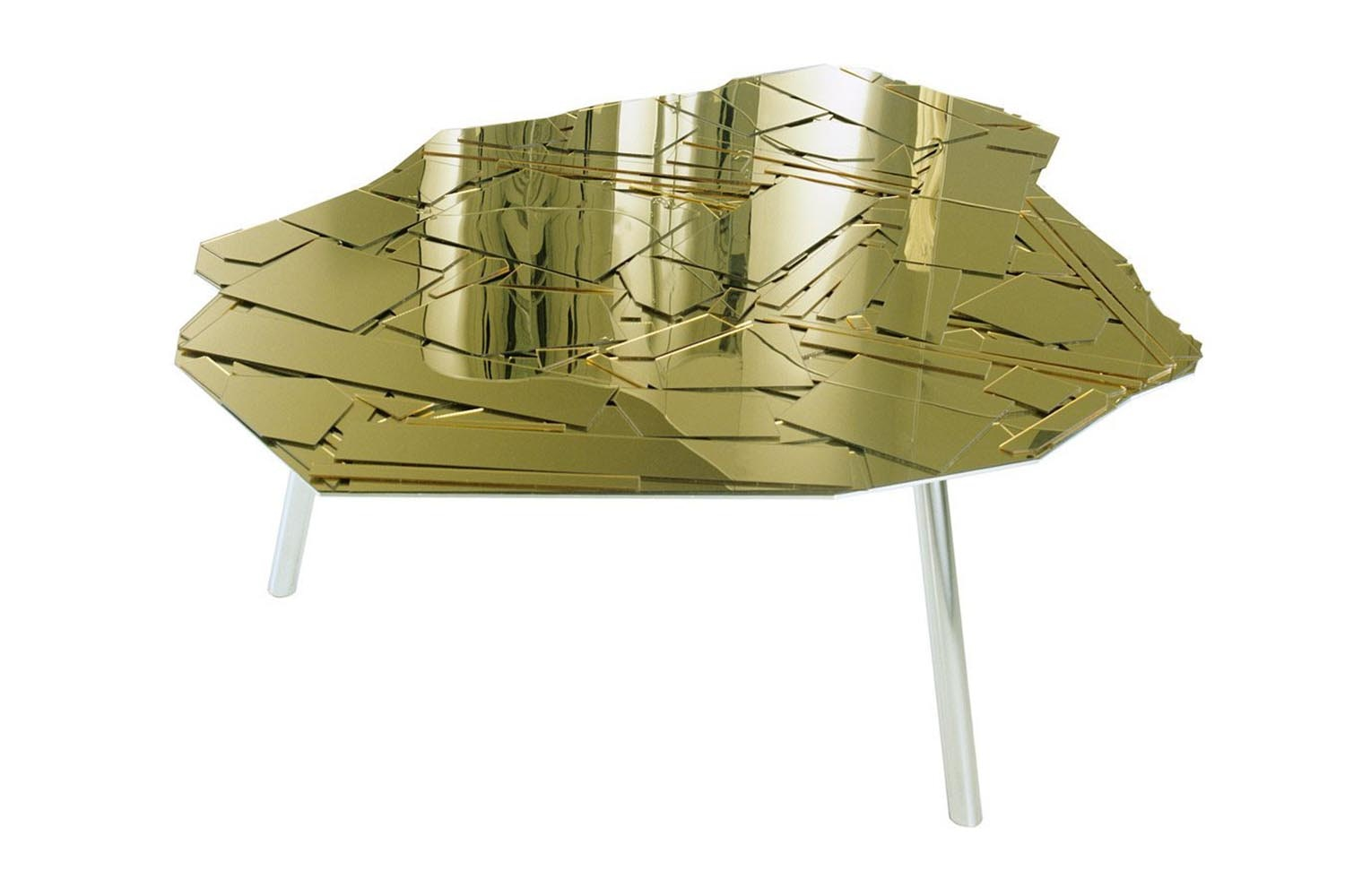 Brasilia Table by F. e H. Campana for Edra