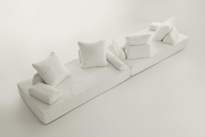 Sherazade Sofa by Francesco Binfare for Edra