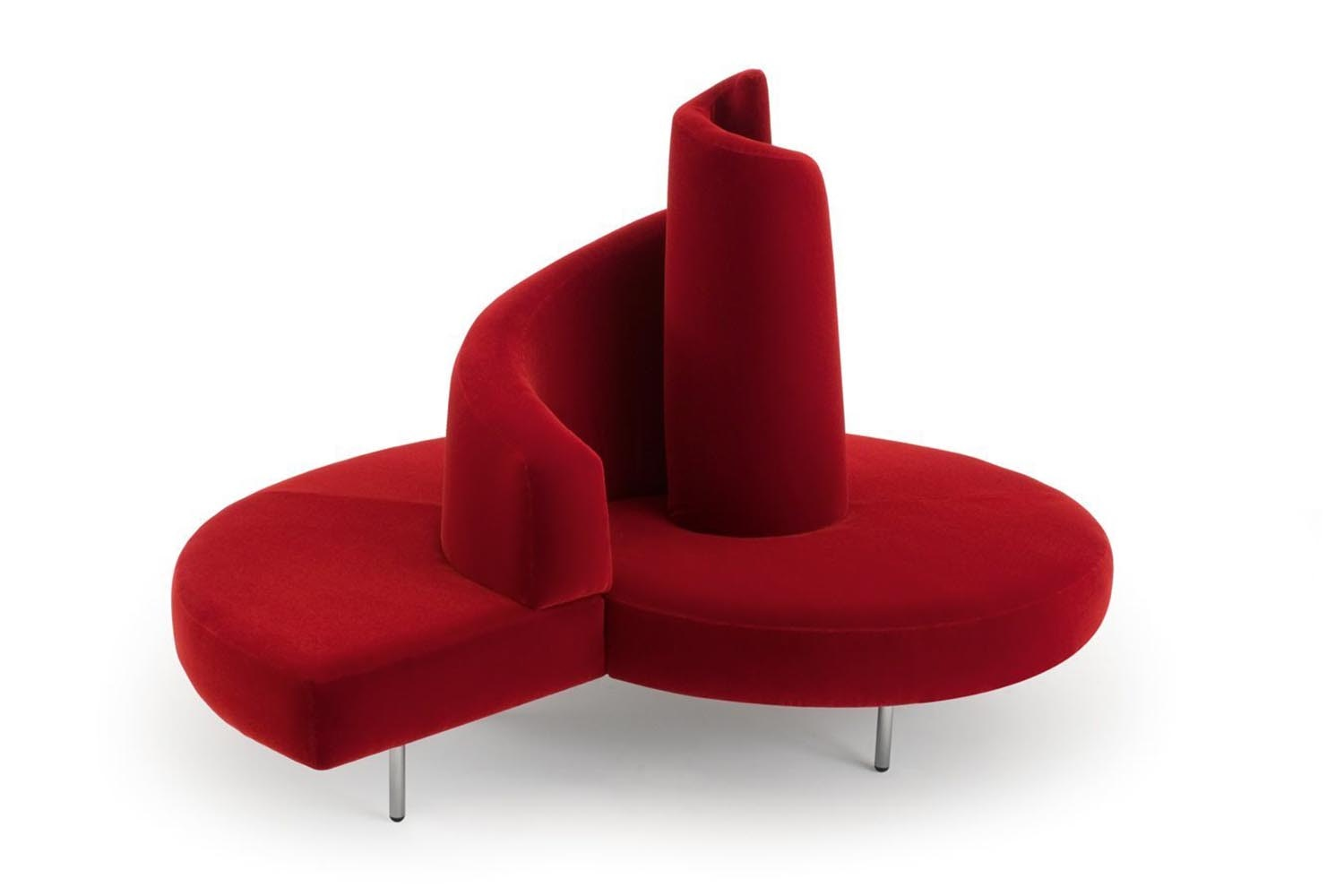Tatlin Sofa by Cananzi e Semprini for Edra