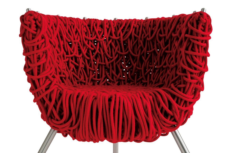 Vermelha Armchair by F. e H. Campana for Edra