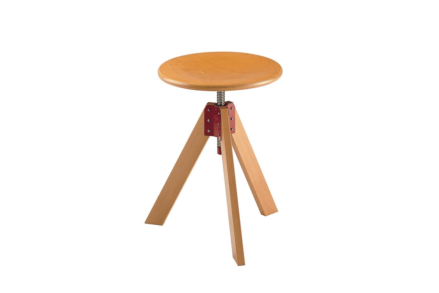 Giotto Stool by De Pas, D'Urbino, Lomazzi for Zanotta