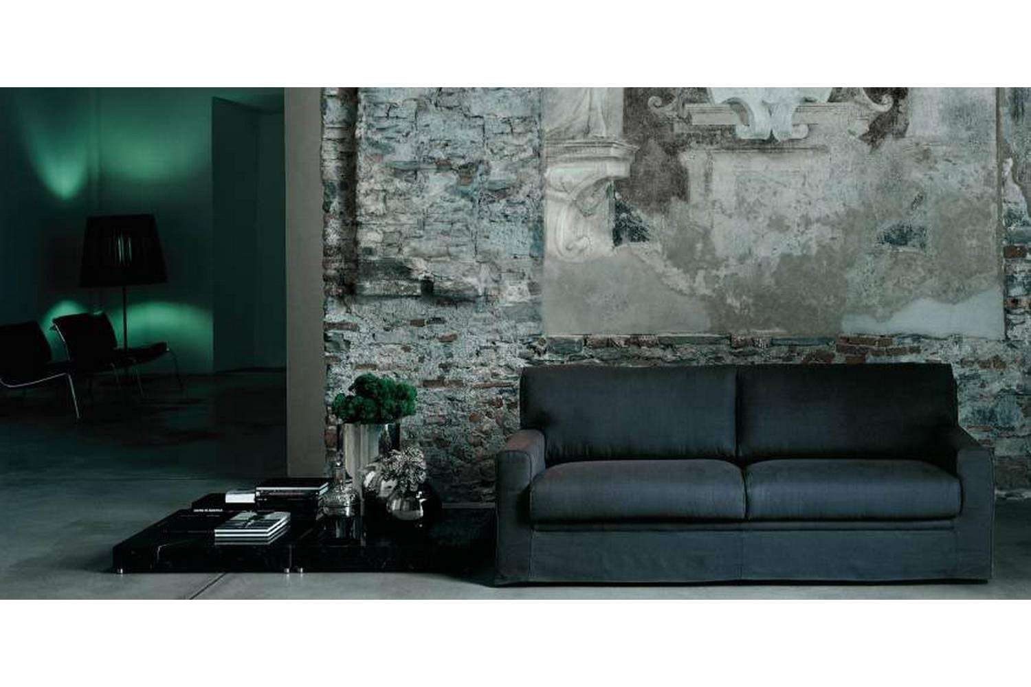 Gregory Sofa by Piero Lissoni for Living Divani
