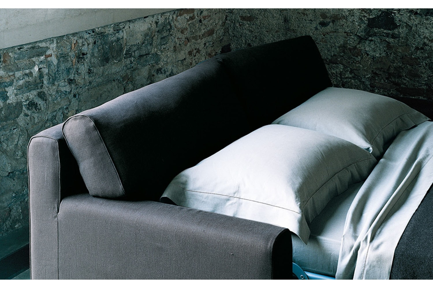 Gregory Sofa Bed by Piero Lissoni for Living Divani