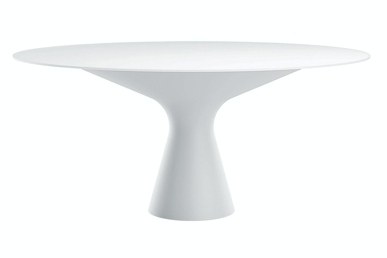 Blanco 2577/C Table by Jacopo Zibardi for Zanotta