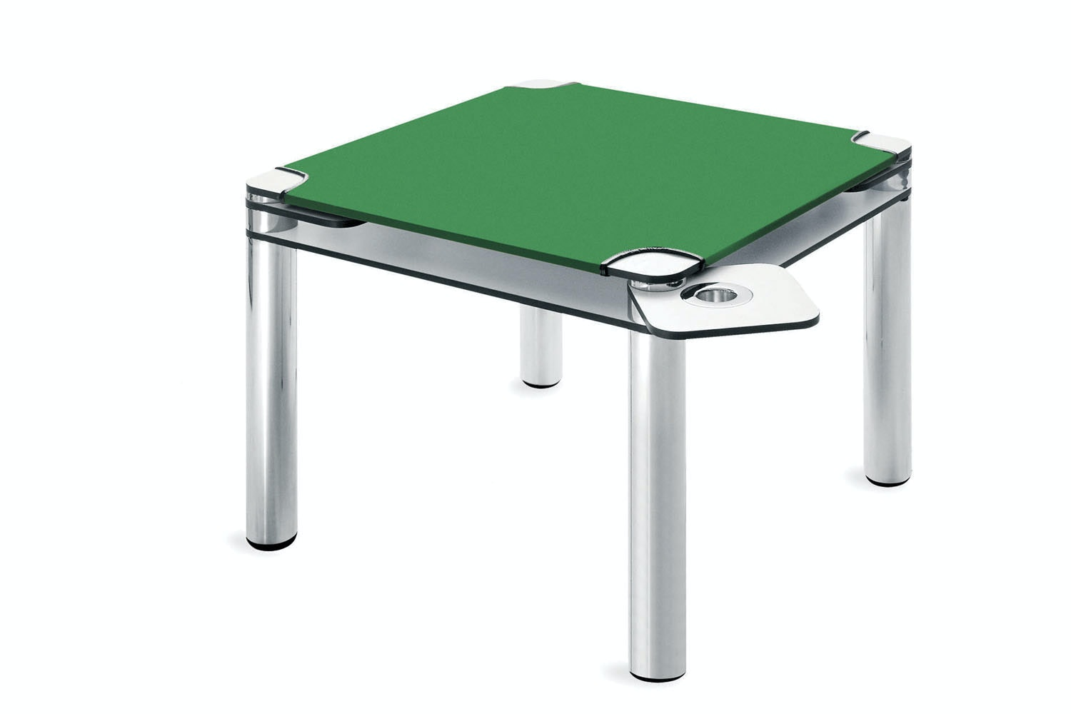Poker Table by Joe Colombo for Zanotta