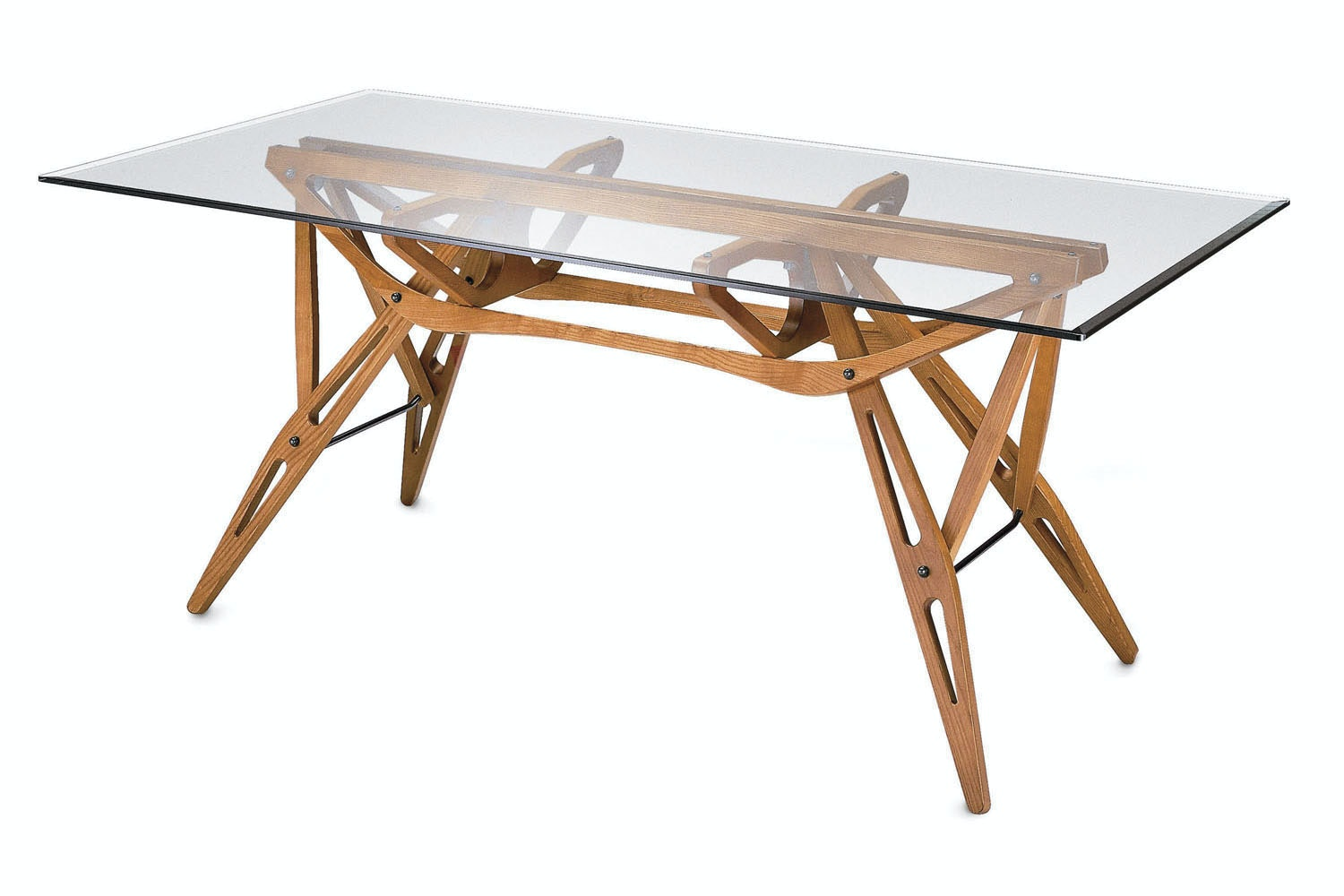 Reale Table by Carlo Mollino for Zanotta