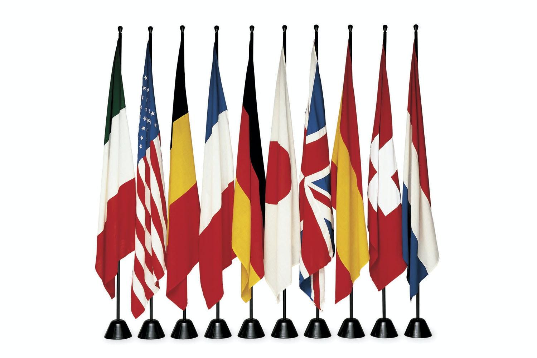 Servobandiera Flag by Achille Castiglioni for Zanotta