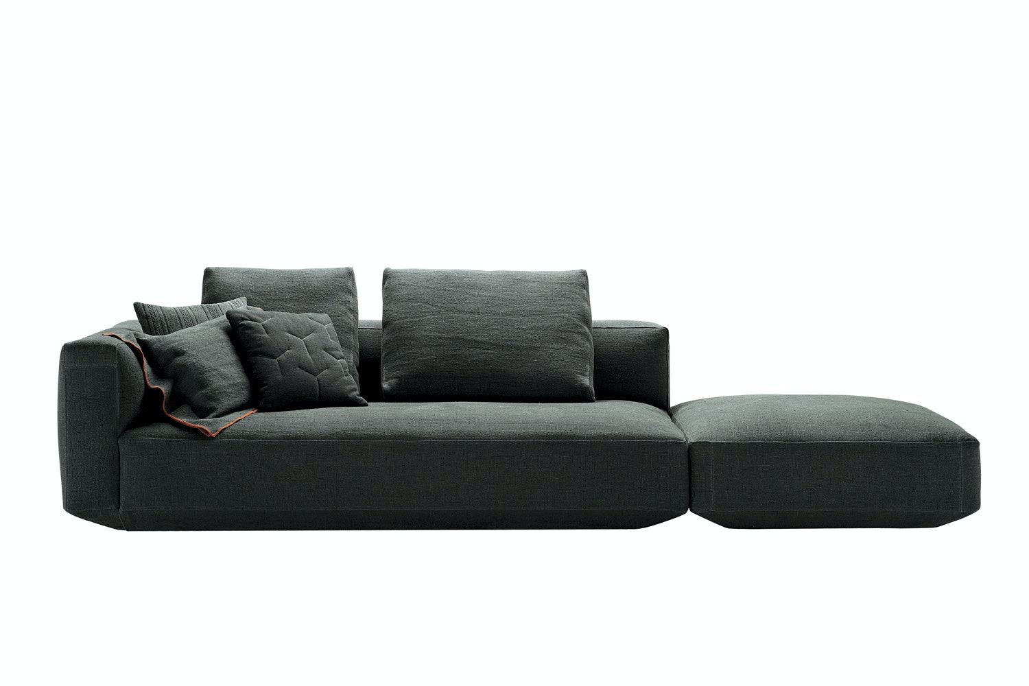 Pianoalto Sofa by Ludovica & Roberto Palomba for Zanotta