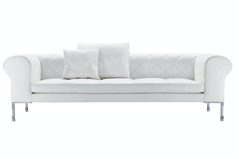 Barocco Sofa by Emaf Progetti for Zanotta