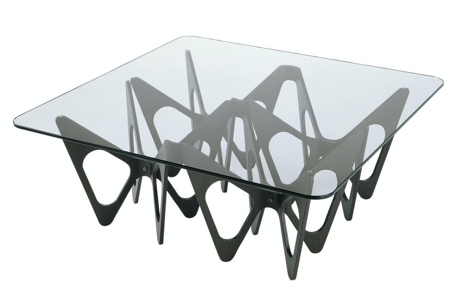 Butterfly Coffee Table by Alexander Taylor for Zanotta