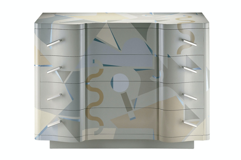 Edizioni Cetonia Chest of Drawers by Alessandro Mendini for Zanotta