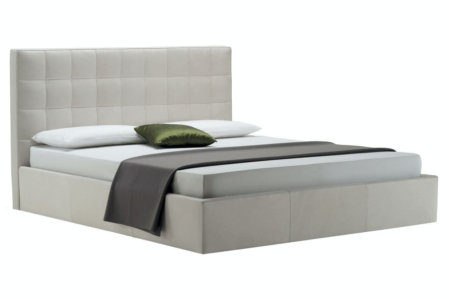 Overbox Bed by Emaf Progetti for Zanotta
