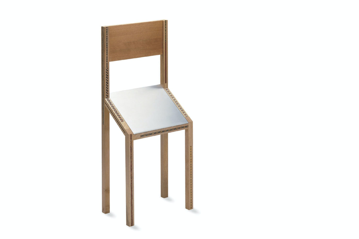 Edizioni Singer Chair by Bruno Munari for Zanotta