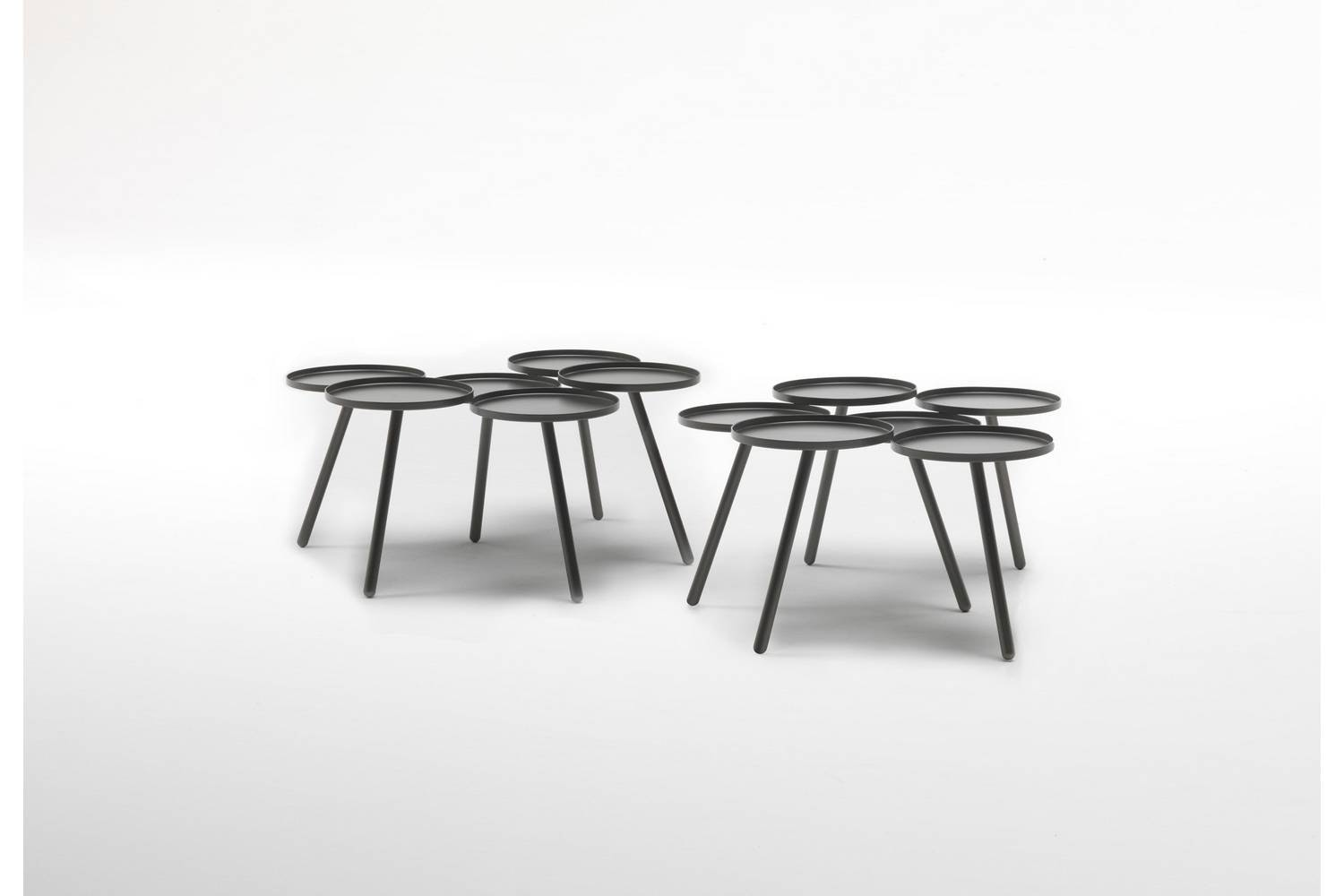 Bolle Coffee Table by Nathan Yong for Living Divani