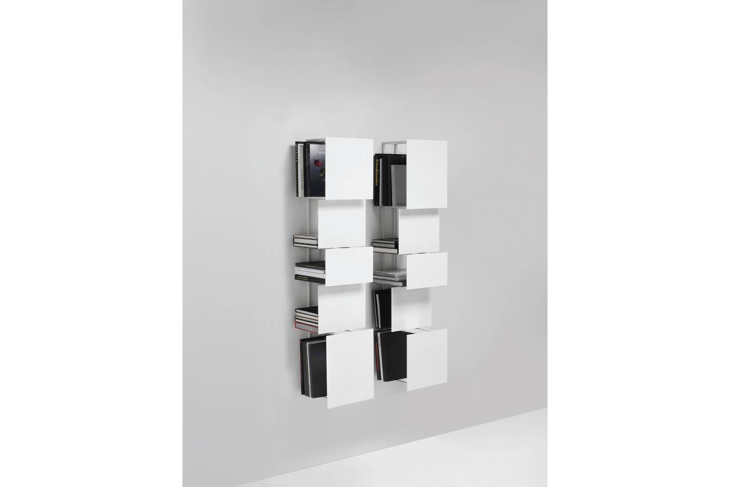 Bukva Wall Mounted Storage by Victor Vasilev for Living Divani