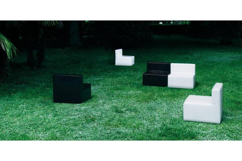 Cabrio Outdoor Armchair by Piero Lissoni for Living Divani